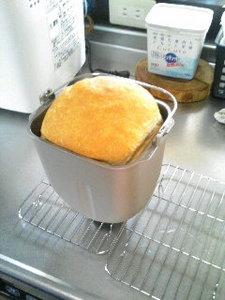 初めて焼いたパン.JPG